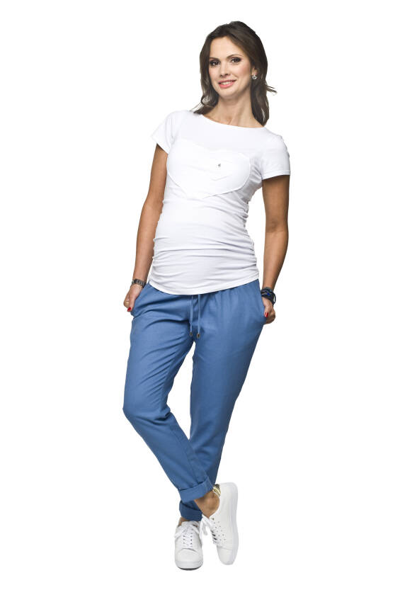 e7d460595198f6 Spodnie ciążowe Lanti